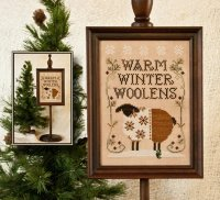 Little House Needleworks - Warm Winter Woolens