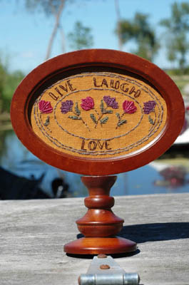 Myrtle Grace Motifs - Live - Laugh - Love