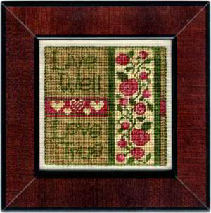 Erica Michaels Designs - Love True