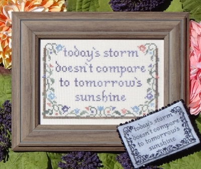 My Big Toe Designs - Today's Storm-My Big Toe Designs - Todays Storm, troubles, easing time, cross stitch