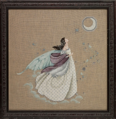 Mirabilia Designs - Fairy Moon - Limited Edition-Mirabilia Designs - Fairy Moon - Limited Edition