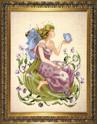 Mirabilia Designs - Butterfly Fairy - Limited Edition- Mirabilia Designs - Butterfly Fairy Limited Edition,