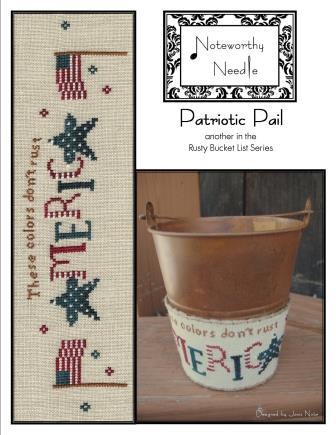 Noteworthy Needle - Patriotic Pail