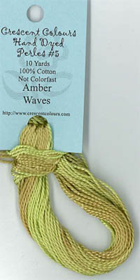 Classic Colorworks - Amber Wave - Perle Cotton #5