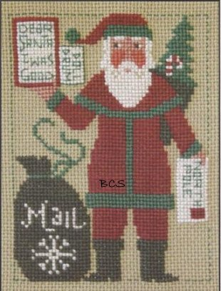 Prairie Schooler - 2012 Santa