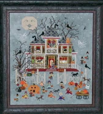 Praiseworthy Stitches - Mummy's Moonlight Cafe-Praiseworthy Stitches - Mummys Moonlight Cafe