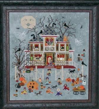 Praiseworthy Stitches - Mummy's Moonlight Cafe-Praiseworthy Stitches - Mummys Moonlight Cafe