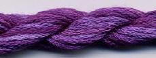 Dinky Dyes Silk Thread - Amethyst