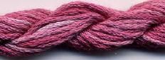 Dinky Dyes Silk Thread - Wild Cherry