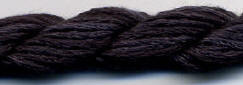 Dinky Dyes Silk Thread - Charcoal-Dinky Dyes Silk Thread - Charcoal