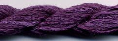 Dinky Dyes Silk Thread - Cabernet