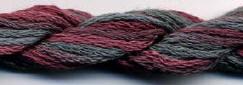 Dinky Dyes Silk Thread - Bush Christmas-Dinky Dyes Silk Thread - Bush Christmas