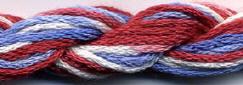 Dinky Dyes Silk Thread - Aussie Pride-Dinky Dyes Silk Thread - Aussie Pride