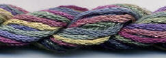 Dinky Dyes Silk Thread - Airlie-Dinky Dyes Silk Thread - Airlie
