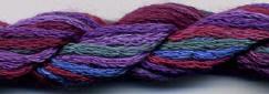 Dinky Dyes Silk Thread - Aussie Jewels
