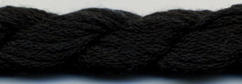 Dinky Dyes Silk Thread - Black Coral-Dinky Dyes Silk Thread - Black Coral