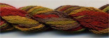 Dinky Dyes Silk Thread - Araluen-Dinky Dyes Silk Thread - Araluen