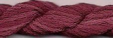 Dinky Dyes Silk Thread - Cherry Wood-Dinky Dyes Silk Thread - Cherry Wood