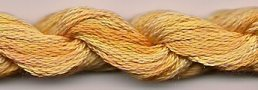 Dinky Dyes Silk Thread - Wild Honey