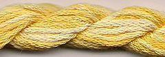 Dinky Dyes Silk Thread - Wattle