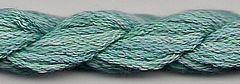 Dinky Dyes Silk Thread - Blue Bush-Dinky Dyes Silk Thread - Blue Bush