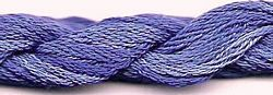 Dinky Dyes Silk Thread - Blueberry-Dinky Dyes Silk Thread - Blueberry