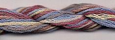 Dinky Dyes Silk Thread - Bluebird