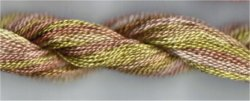 Dinky Dyes Silk Thread - Carnarvon