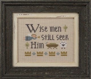 Lizzie Kate - Wise Men Still Seek Him-Lizzie Kate - Wise Men Still Seek Him, Jesus, wise men, Birth of Christ, Christmas, angels, cross stitch