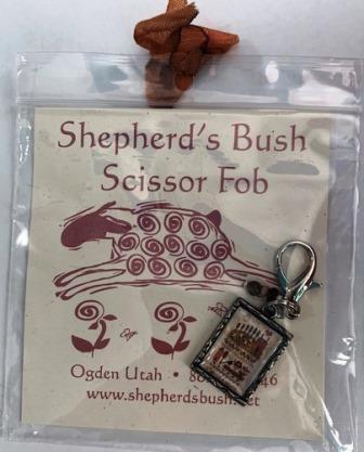 Shepherd's Bush - La Vita e' Bella - Scissor Fob-Shepherds Bush - La Vita e Bella - Scissor Fob