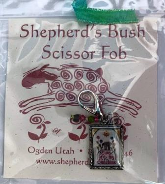 Shepherd's Bush - Ewe Are My Sunshine - Scissor Fob-Shepherds Bush - Ewe Are My Sunshine - Scissor Fob