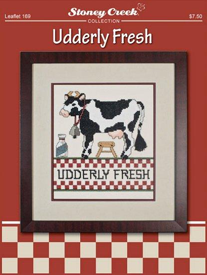 Stoney Creek - Udderly Fresh - Cross Stitch Pattern-Stoney Creek - Udderly Fresh - Cross Stitch Pattern