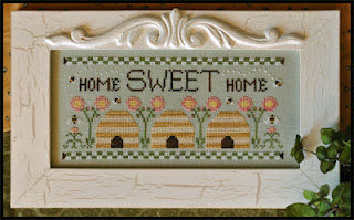 Country Cottage Needleworks - Sweetest Home (Home Sweet Home)
