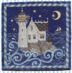 Teresa Layman Designs - Leave a Light On - Miniature Knotwork Kit