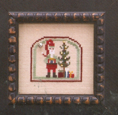 The Trilogy - Domes of Yule - Gifts Galore - Cross Stitch Pattern-The Trilogy - Domes of Yule - Gifts Galore - Cross Stitch Pattern