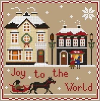 Twin Peak Primitives - Joy to the World