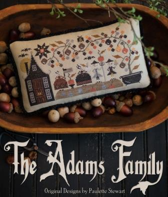Plum Street Samplers - The Adams Family