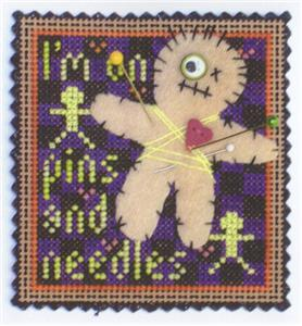 Val's Stuff - I'm On Pins and Needles - Limited Edition Kit