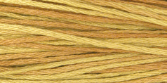 Weeks Dye Works - Amber-Weeks Dye Works - Amber 1224- cross stitch floss, 6 strand cotton,