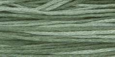 Weeks Dye Works - Cadet  -Weeks Dye Works, Cadet, cross stitch, needlework, threads, 1284, Hand Over-Dyed Floss
