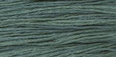 Weeks Dye Works - Kentucky Bluegrass-Weeks Dye Works - Kentucky Bluegrass, six strand floss
