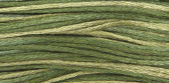Weeks Dye Works - Ivy-Weeks Dye Works - Ivy, six strand floss