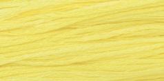Weeks Dye Works - Lemon Chiffon-Weeks Dye Works - Lemon Chiffon, six strand floss