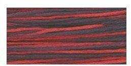 Weeks Dye Works - Ladybug-Weeks Dye Works - Ladybug, six strand floss