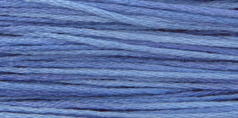 Weeks Dye Works - Blue Bonnet-Weeks Dye Works, Blue Bonnet, Hand Over-Dyed Floss, cross stitch, needlework, threads, 2339,