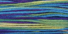 Weeks Dye Works - Mermaid-Weeks Dye Works - Mermaid, six strand floss