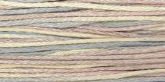 Weeks Dye Works - Clam Shell-Weeks Dye Works - Clam Shell, six strand floss