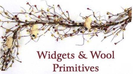 WIDGETS & WOOL PRIMITIVES