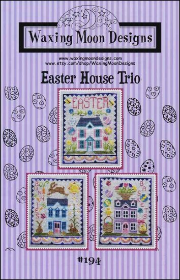 Waxing Moon Designs - Easter Trio-Waxing Moon Designs - Easter Trio
