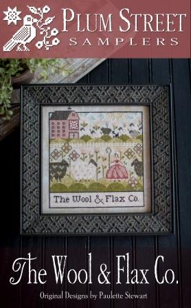 Plum Street Samplers - The Wool & Flax Co
